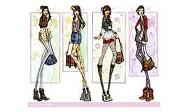Fashion Design Courses 12 06 03 Months